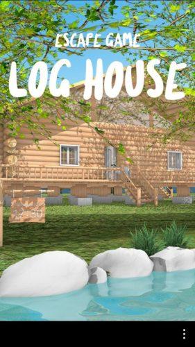 Log House 攻略 その5(金の鍵入手~脱出)