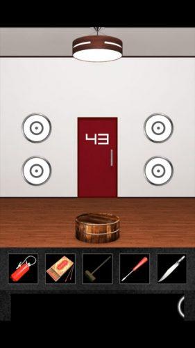 DOOORS2 攻略 ステージ43