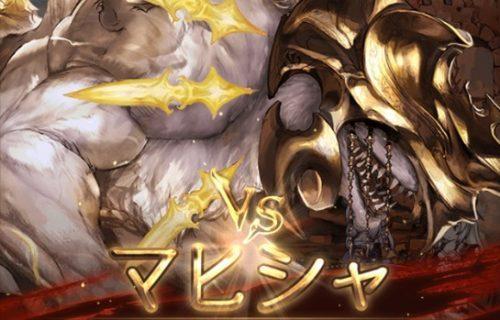 星の古戦場(闇有利)マヒシャ EX 攻略
