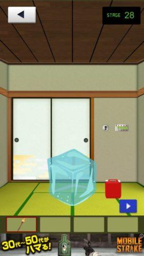 THE 和室 攻略 ステージ28