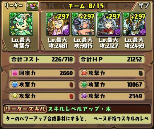 木ネイ テンプレパーティー おすすめ編成徹底解説!