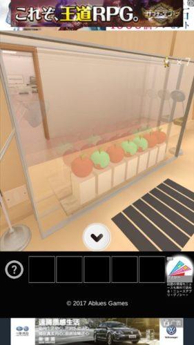 鏡の謎だらけのバレエ教室から脱出 攻略 EXTRA GAME