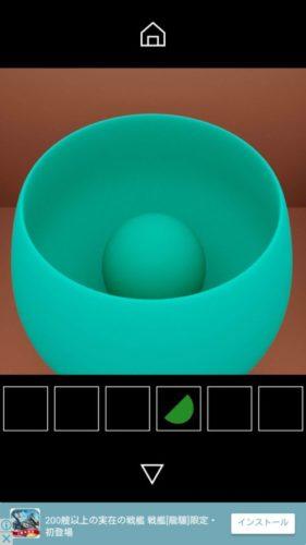 Egg Cube(エッグキューブ) 攻略 その1(四角の数確認~緑の卵入手まで)