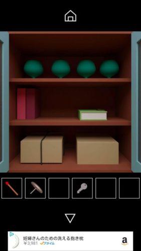 Egg Cube(エッグキューブ) 攻略 その3(半円の部品をはめる~ロウソクの高さ確認まで)