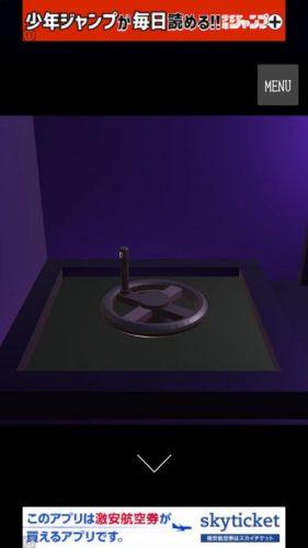 月の研究所 月が照らす不思議な研究所からの脱出 攻略 その2(ハンドル取付け~図形確認まで)