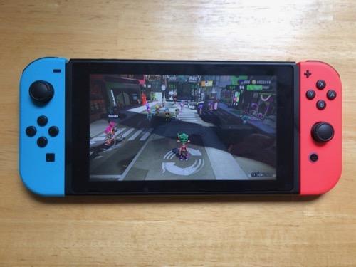Switchが起こしたゲーム革命!プレイヤーに合わせるゲーム機は本当にいつでもどこでも手軽に遊べるゲーム機だった!
