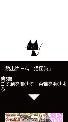 猫探偵の憂鬱 攻略 裏探偵挑戦 第5幕