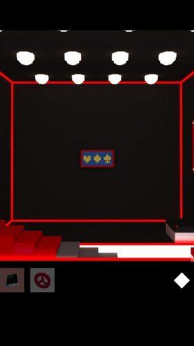 HEISA ROOM 攻略 その6(迷路の謎~2つ目のエンド)
