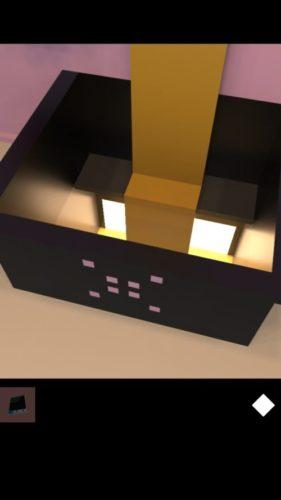 HEISA ROOM 攻略 その7(四角形のブロック入手~5つ目の部屋に移動まで)