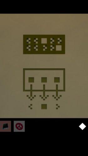 HEISA ROOM 攻略 その2(ボタン配置の謎~緑のブロック入手まで)