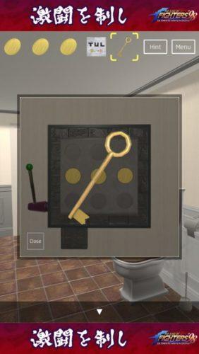 Rustic Bathroom 攻略 その6(蛇口のハンドルを取り付ける~脱出)
