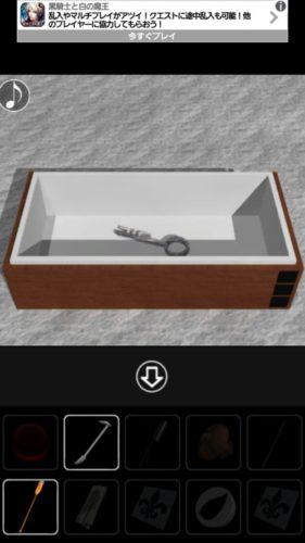 遺跡からの脱出 攻略 その4(オーブを台座の上に乗せる~木箱から鍵を入手するまで)