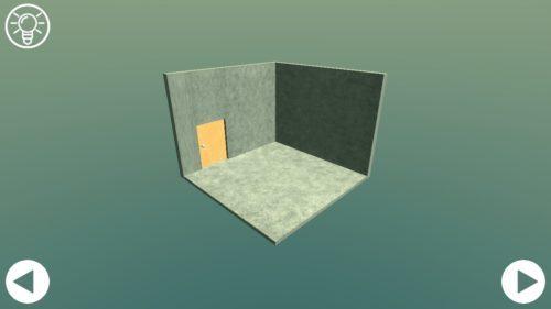 Cube Room ミニチュアルームからの脱出 攻略 Room1