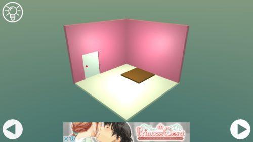 Cube Room ミニチュアルームからの脱出 攻略 Room5