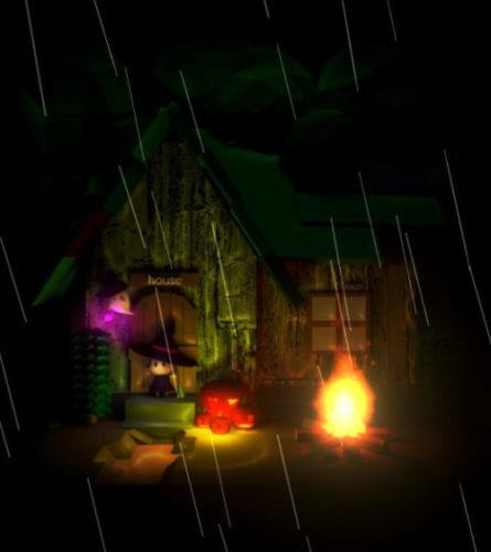スプーキーハウス 不気味な魔女屋敷からの脱出 攻略コーナー
