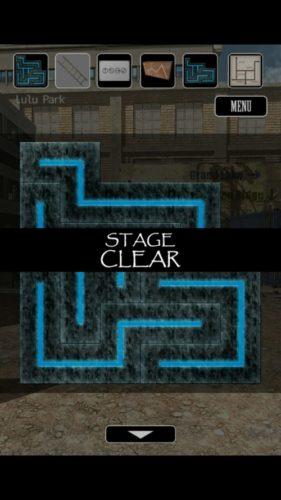 廃都市からの脱出 攻略 Stage07 その2