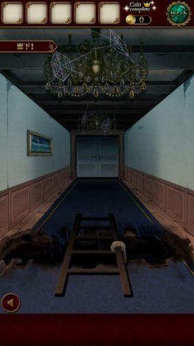 ロスメモリア 廃館からの脱出 攻略 その8(2周目からスタート~True End)