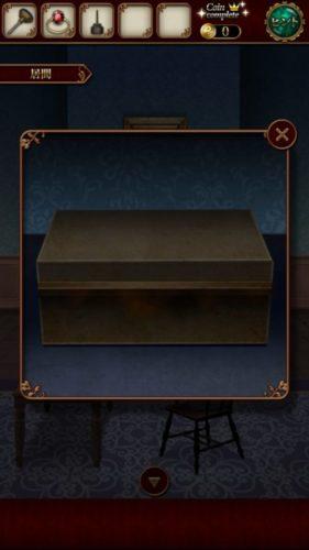 ロスメモリア 廃館からの脱出 攻略 その5(油を入れる~指輪の箱の謎まで)