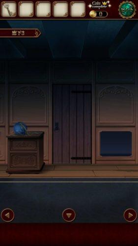 ロスメモリア 廃館からの脱出 攻略 その7(絵画裏の文字確認~Good End)