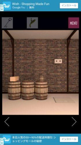 Winery 攻略 その4(コンロに火をつける~ベルを鳴らす順番まで)