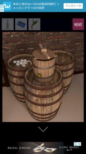 Winery 攻略 その5(空のビン入手~ジュースの作り方確認まで)