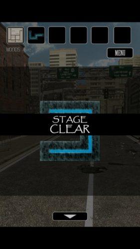 廃都市からの脱出 攻略 Stage05