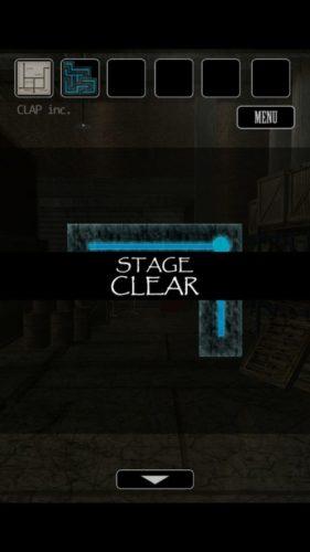 廃都市からの脱出 攻略 Stage09 その2