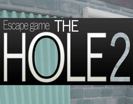 The hole2 石造りの部屋からの脱出 攻略コーナー