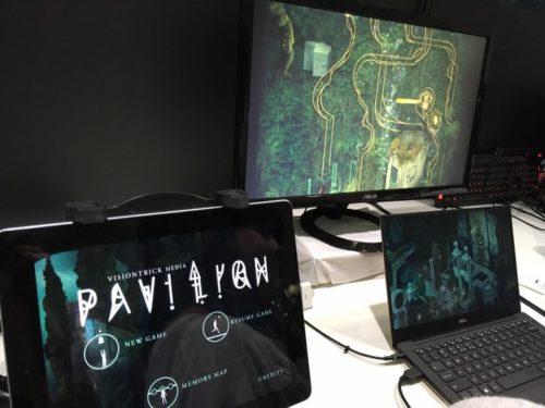 ブリューゲルの絵画のような世界を冒険するスウェーデン製美麗謎解きアクションゲーム「Pavilion」