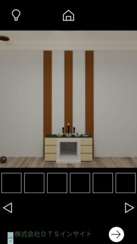 Fireplace 攻略 その8(4色の装置の謎~脱出)