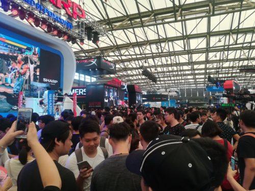 【ChinaJoyレポート2日目】これがChinaJoyへの入場だ!遙かなるChinaJoy会場、そしてeスポーツ