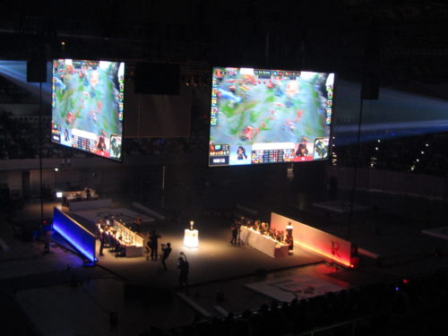 League of Legendsの日本決勝「LJL 2017 Summer Split Final」へ行ってきた!成長しつつあるeスポーツ大会の今後に期待したい!
