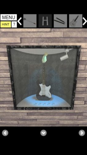 SHOWCASE 攻略 その4(ギターのショーケース確認~星の部品入手まで)