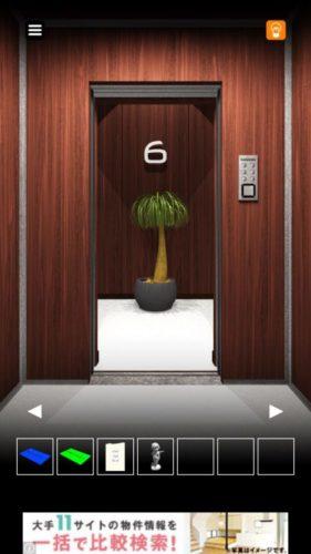 エレベーターからの脱出 攻略 その4