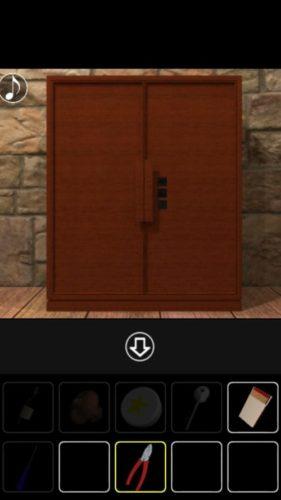 見知らぬ部屋からの脱出 攻略 その4(ドアのボタンの謎~本の形確認まで)
