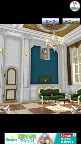 Palace in England イギリスの宮殿からの脱出 その4 攻略