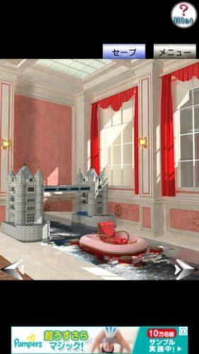 Palace in England イギリスの宮殿からの脱出 その7 攻略