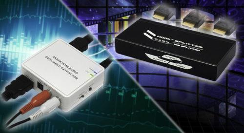 【ZIGSOW】選出されたレビュアーにプレゼント!ラトックシステム4K60Hz対応1入力2出力HDMI分配器「RP-HDSP2-4K」&HDMIオーディオ分離器「RP-HD2HDA1」