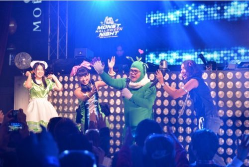 モンスト×ハロウィン!音楽とゲームが融合した新感覚音楽イベント「MONST HALLOWEEN NIGHT」が大阪・東京で開催!