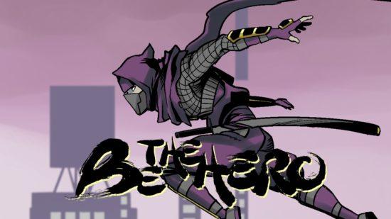 VRマンガヒーローアクションゲーム『BE THE HERO』のプロトタイプ版の無料配信が開始!