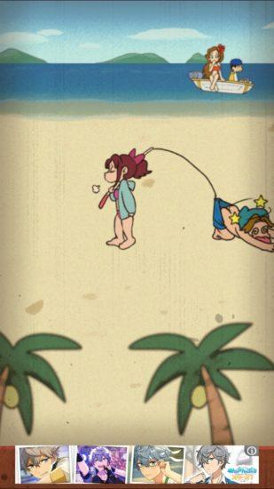 ど根性はるちゃん 攻略 ステージ2「砂浜は美女だらけ!?」