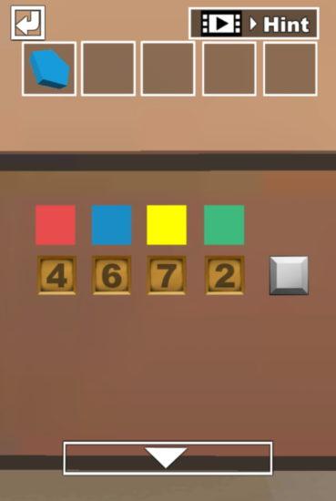 JKルーム 攻略その2(2つのコインの入手方法とパンダ・ブタの置物)