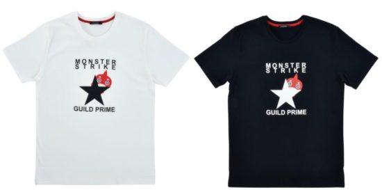 「ギルドプライム」×「モンスターストライク」コラボアイテム第3弾! オラゴン、ウリエルがデザインされたTシャツやiPhoneケースなどが発売!