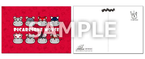 KADOKAWAブースが「コミケ93」に出展!『ペルソナ5』Picaresque Mouseグッズがコミケ限定グッズセットとして先行販売!