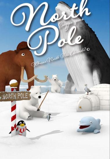 North Pole 攻略コーナー|氷の上のカチコチハウス