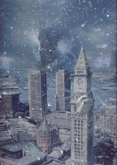 雪の降る街からの脱出 攻略 ステージ8