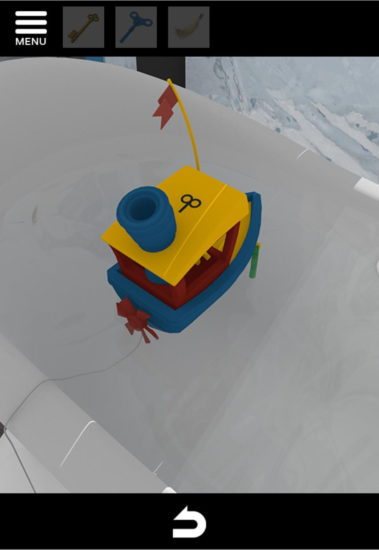 North Pole 攻略3|氷の上のカチコチハウス