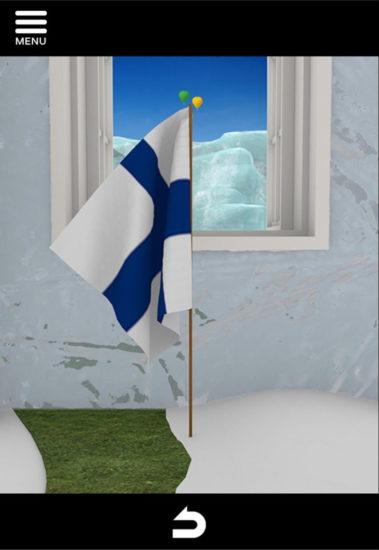 North Pole 攻略1|氷の上のカチコチハウス