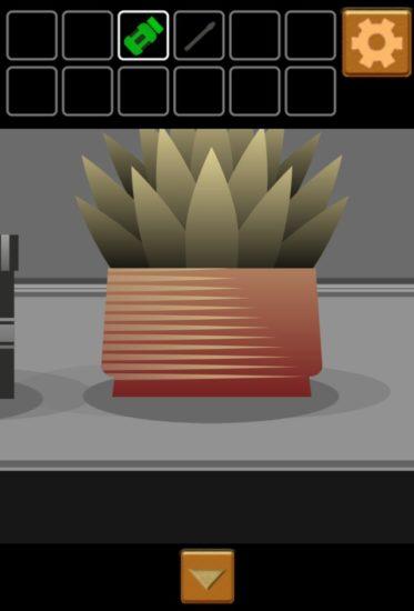 PLAIN ESCAPE #1 攻略 その2(赤い鍵・赤い部品・時計の針・釣り針の入手方法)