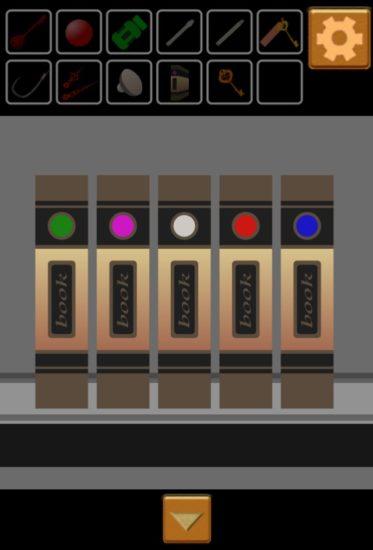 PLAIN ESCAPE #1 攻略 その5(4色の絵の謎・トランクの暗号・壁の4つのボタンの謎)